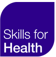 logo skills for health